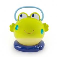 Projektor/lampka żabka z muzyką 52031