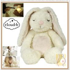 Glow Cuddles Przytulanka króliczek CLBGC-7405