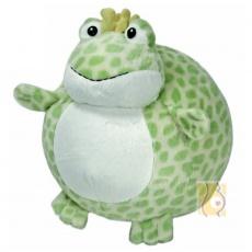 Przytulanka - pufa żaba CL-7206-FG