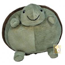 Przytulanka - pufa żółw CL-17321-LG