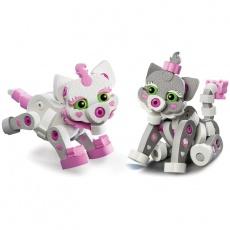 Puzzle piankowe 3D Bloco Cat&Kitten DD20003