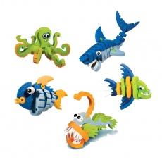 Puzzle piankowe 3D Marine Creatures DD25003