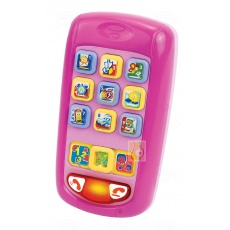 Rymujący smartfonik Pink DD42038