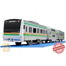 Pociąg pasażerski S-31 E233 Shonan