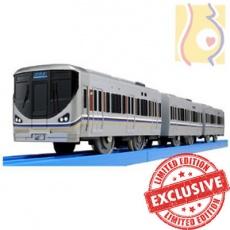 Pociąg pasażerski S-42 seria 225 z dźwiękiem