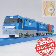 Podwójna lokomotywa elektryczna EH200 S-52