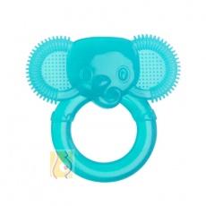 Silikonowy gryzak słonik 40006