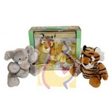 Słoń i tygrys