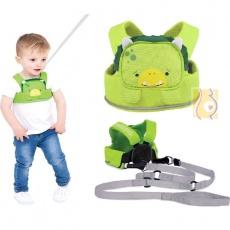 Szelki bezpieczeństwa Duddley zielone TRUA-0152