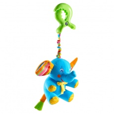 Tiny Smarts - niebieski słonik Eli