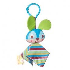 Tiny Smarts Szeleszcząca książeczka króliczek