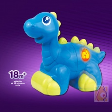 Wędrujący dino niebieski DD42207