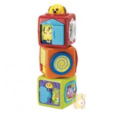 Wieża z klocków 0613A
