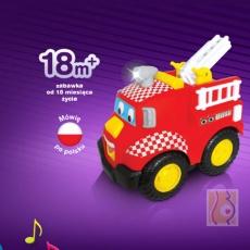 Wóz strażacki - rymowanki DD49338
