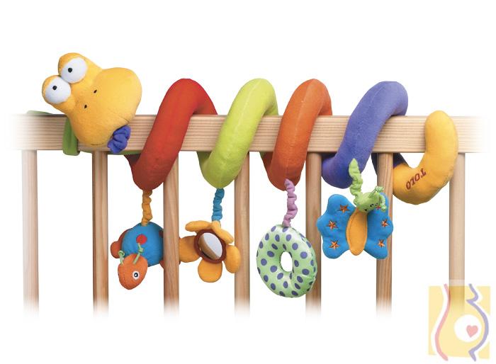 Мягкая игрушка для новорожденных своими руками