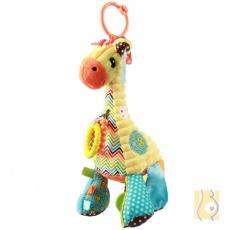 Zawieszka żyrafa Gina z pozytywką DD82874