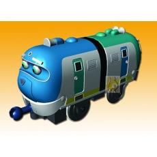 Zestaw lokomotyw Hoot i Toot LC58032