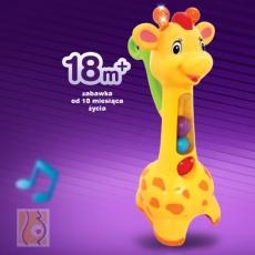 Żyrafa piłeczkowy pościg DD52365