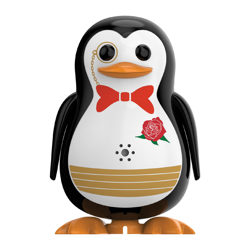 DigiPenguins Paul czarny S88333/41 OU
