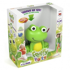 Froggy Party gra interaktywna DD61645